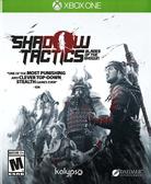 X1 Shadow Tactics: Blades of the Shogun 暗影戰略:將軍之刃(美版代購)
