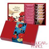 糖村-牡丹桂開禮盒1盒(附提袋)