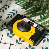 復古二代傻瓜相機一次性膠捲帶閃光燈學生相機 傑克型男館