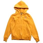 KANGOL 袋鼠 芥末黃 小刺繡LOGO  連帽 外套 冬季服飾  男 (布魯克林) 6951140062