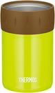 THERMOS 【日本代購】膳魔師 戶外系列 保冷罐350 ml罐用JCB-352 BK-四色