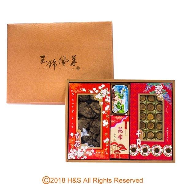 【南紡購物中心】【瀚軒】玉錦風華禮盒B
