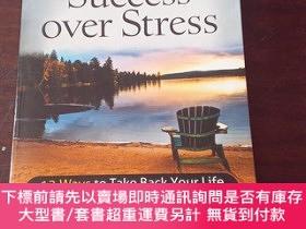 二手書博民逛書店Success罕見over Stress(英文原版)Y271942 H. Norman Wright Harv