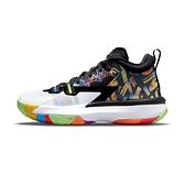 Nike JORDAN ZION 1 (GS) 大童 黑彩 避震 支撐 包覆 籃球鞋 DA3131-001