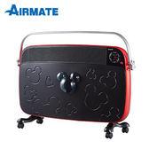 AIRMATE 艾美特 迪士尼 米奇系列 對流式 遙控電暖器 HC13050R