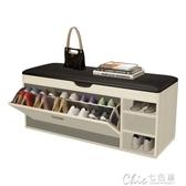 鞋櫃鞋柜家用門口 可坐鞋架簡易多層防塵省空間多功能經濟收納大容YJT 【快速出貨】