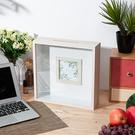 【專區滿618享8折】木質小調方形展示盒-生活工場