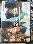 挖寶二手片-0B01-036-正版DVD-日片【你是好孩子】-橫道世之介-高良健吾*我的意外爸爸-尾野真千子(