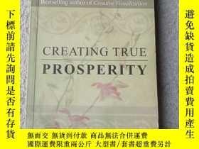 二手書博民逛書店Creating罕見True Prosperity (Gawai