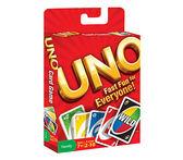 玩具反斗城 MATTEL 【UNO】遊戲卡