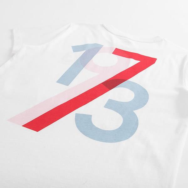 女裝-Roots 1973LOGO短袖T恤 - 白色