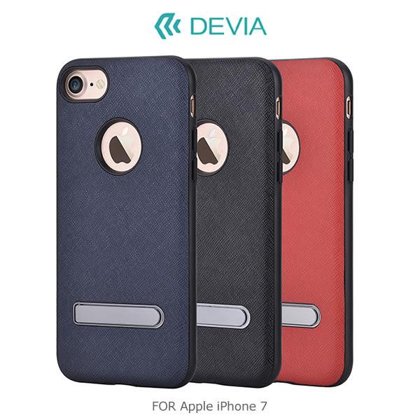 ☆愛思摩比☆DEVIA Apple iPhone 7 品範支架皮套 手機殼支架 保護殼 背殼