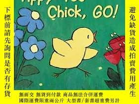 二手書博民逛書店Tippy-toe罕見Chick, Go!Y256260 Shannon, George  Dronzek,