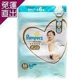 幫寶適Pampers 日本境內五星幫寶適增量6包裝 褲型 M【免運直出】