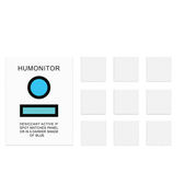黑熊館 GoPro 水下防霧片 AHDAF-302 防霧片 防水盒用 HERO5 HERO4