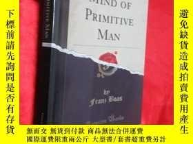 二手書博民逛書店The罕見Mind of Primitive Man (小16開