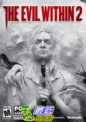 [7美國直購] 2018 amazon 亞馬遜暢銷軟體 The Evil Within 2 - PC