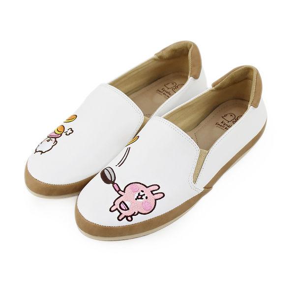 Paidal x 卡娜赫拉的小動物 - 手作鬆餅皮感休閒鞋樂福鞋