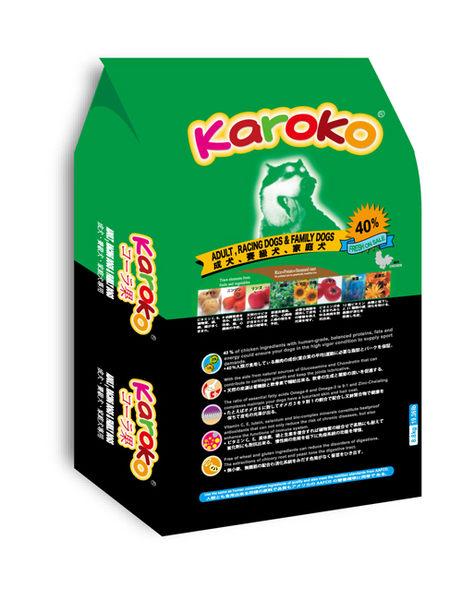 *~寵物FUN城市~*KAROKO渴樂果 成犬雞肉配方【1.2kg】狗飼料 犬糧/一般成犬、賽級犬、家庭犬專用