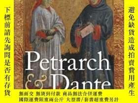 二手書博民逛書店Petrarch罕見And Dante: Anti-dantis