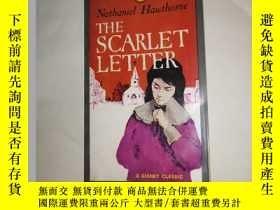 二手書博民逛書店THE罕見SCARLET LETTER 1959年版Y408424 HAWTHORNE CAMBRIDGE