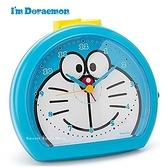 日本限定 哆啦a夢 DOREMON 大臉版 時鐘 / 鬧鐘 / 目覺時計