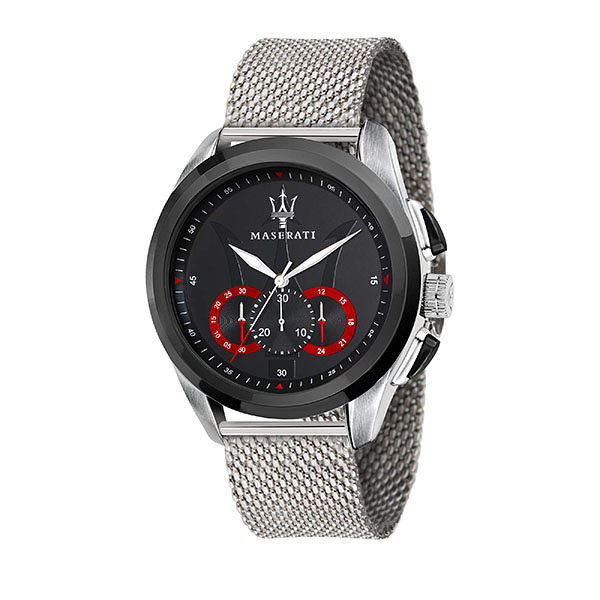 【Maserati 瑪莎拉蒂】/經典三眼錶(男錶 女錶 手錶 Watch)/R8873612005/台灣總代理原廠公司貨兩年保固