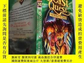 二手書博民逛書店Beast罕見Quest THE WORLD OF CHAOS野獸探索混沌世界Y200392