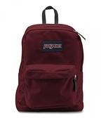 JANSPORT (促銷價) 校園後背包 基本款-聖誕紅-43501
