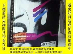 二手書博民逛書店ART罕見DIRECTOR S INDEX TO PHOTOGRAPHERS 18 攝影師藝術總監索引18 (00