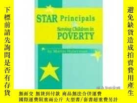二手書博民逛書店Star罕見Principals: Serving Children In PovertyY307751 Ma