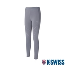 K-SWISS Performance Legging運動內搭褲-女-灰