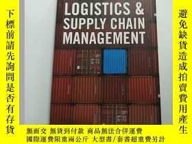 二手書博民逛書店【預訂】Logistics罕見& Supply ChaiY262