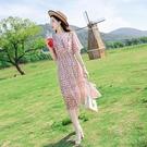 新款夏裝韓版女裝收腰顯瘦