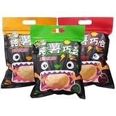苔嗑 純薯巧合-海苔木薯片(60g) 款式可選【小三美日】
