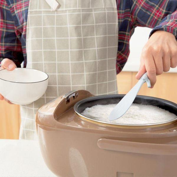 [超豐國際]可立式盛飯勺子創意塑料米飯勺電飯鍋飯勺不粘米飯鏟子飯鏟