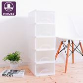 【HOUSE】白色小方塊五層收納櫃45L