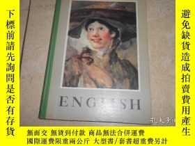 二手書博民逛書店THE罕見WORLD S MASTERPIECES: ENGLI