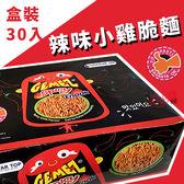 韓國 Enaak 香辣小雞脆麵 (一盒30包420g)(美食 點心在 loveme樂米)