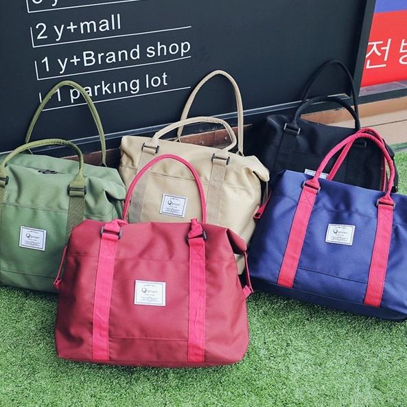 多色可選 超大容量帆布袋 手提袋 單肩包 帆布包 購物袋 收納包 簡約 大容量 韓版 韓妞【RB534】