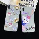 蘋果iphone11pro手機殼xr達非熊xsmax兔子星黛露7史黛拉8plus