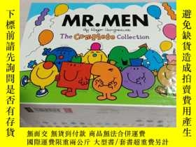 二手書博民逛書店Mr罕見Men 50-copy Complete Set 奇先生50册全集Y200392