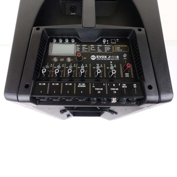 ☆唐尼樂器︵☆分期免運 RCF EVOX JMIX8 主動式 柱狀喇叭 線性 陣列 音柱 外場喇叭 舞台 PA 喇叭