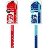 日本口紅式剪刀  攜帶式剪刀 愛心 星星 紅色 藍色 日本代購 (呼呼熊)