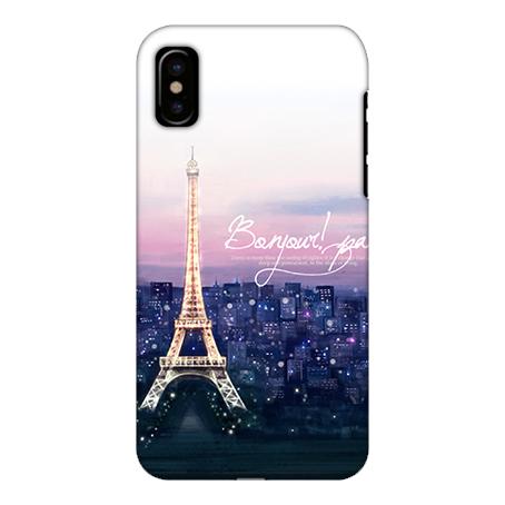 [XS 軟殼] 蘋果 iPhone X XS iX 手機殼 保護套 外殼 巴黎鐵塔