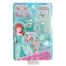 小禮堂 迪士尼 小美人魚 飾品玩具組 附...