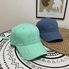 鴨舌帽 3D浮雕字母韓國韓版棒球帽女夏季新款純色透氣百搭鴨舌帽男