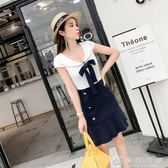 洋裝 1388#夜店 女裝顯瘦性感氣質包臀洋裝 優家小鋪