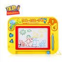 兒童畫板寫字板超大號彩色磁性畫板 畫畫板...