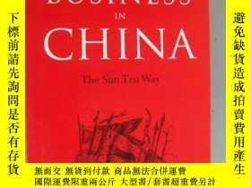 二手書博民逛書店Doing罕見Business in China (The Su